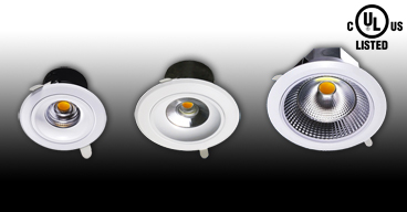 UL Listed FL-JXL LED Recessed Downlights