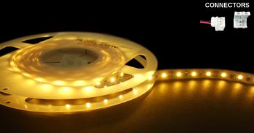 Flexible Ribbon Led Strip Ultra Warm White (Non-Waterproof Or Waterproof) & Led Catalogs Futura Lighting azcodes.com