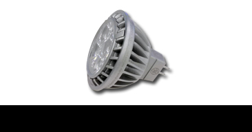 New GE LED MR16 7 Watt Dimmable Bulb