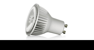 New LED GU10 7 Watt Dimmable Bulb