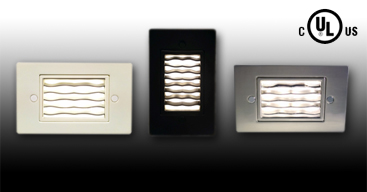 UL Approved IP65 LED Step Light FL-WAVE